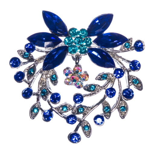Pia-Blue-Sapphire-Brooch-BHB42-Front