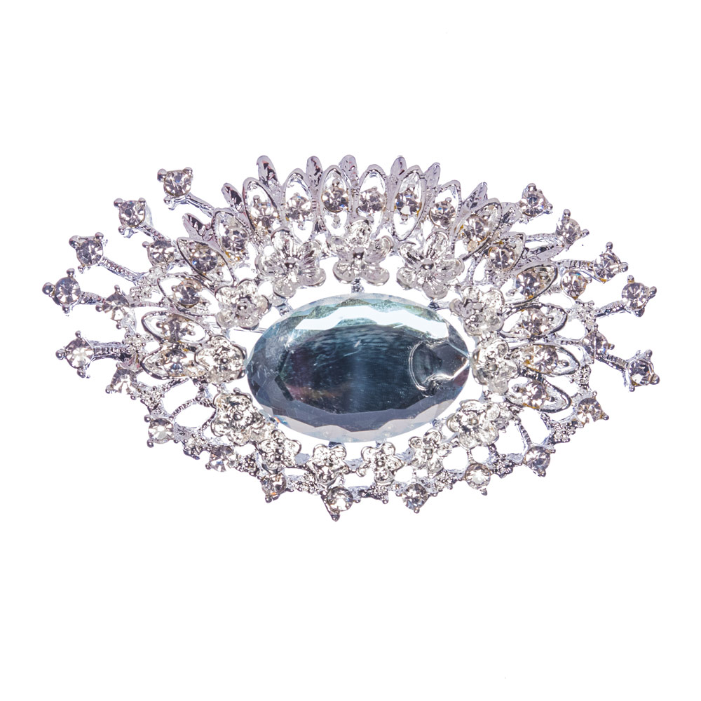Cleo's Bling Brooch